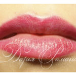 Для страстных девушек мастер может предложить более яркие цвета татуажа губ!