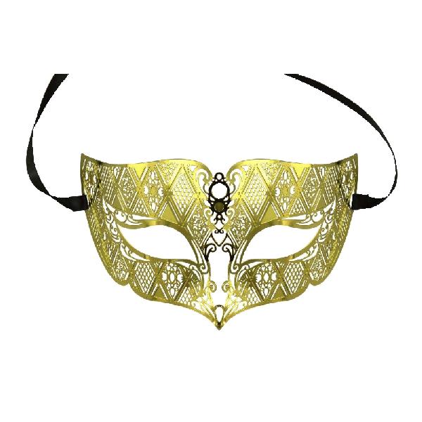 Burlesque-Boutique-Men's-Diamond-Design-Laser-Cut-Venetian-Masquerade-Mask-3