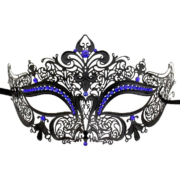 Burlesque-Boutique-Women's-Laser-Cut-Metal-Venetian-Crown-Mask-3