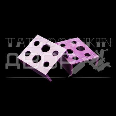 Подставка фиолетовая