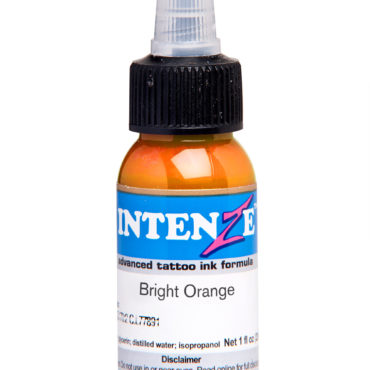 INTENZE Bright Orange