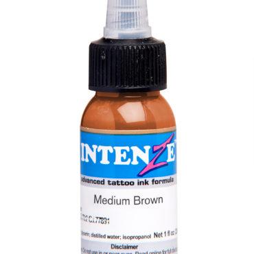 INTENZE Medium Brown