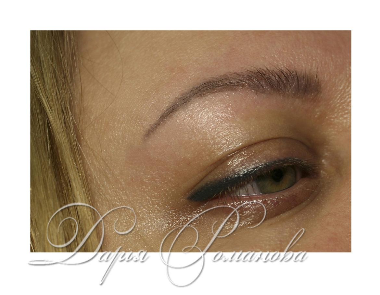 Правильно-подобранный перманентный макияж украсит Вас.