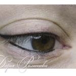 Перманентный макияж верхнего и нижнего века процедура для ухоженных и изысканных дам.