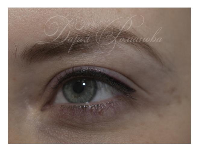 Дарья Романова очень любит работать с блондинками, для них мастер подбирает более легкие и естественные варианты татуажа.